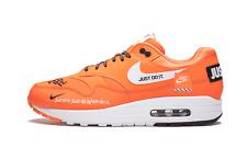 {AO1021-800} Men's Nike Air Max 1 Just Do It Pack Orange *NEW*