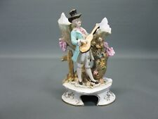 Alte Porzellan Vase 17 cm Porzellan Figur