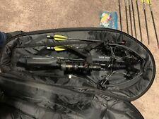 Tenpoint viper S400 crossbow, range master scope