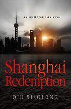 Amazing Chinese Mystery / Crime Fiction! Shanghai Redermption