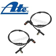 For Mercedes W216 W221 Pair Set of Front Left or Right ABS Speed Wheel Sensors