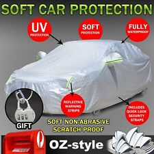 8-Layers Car Cover For 4-5 Series Anti UV scratchproof Prevent Inclement Weather