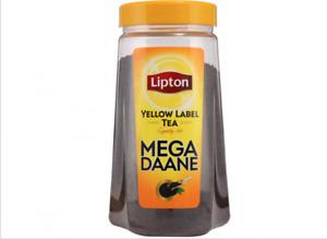 Lipton Yellow Label Black Tea 475g Jar