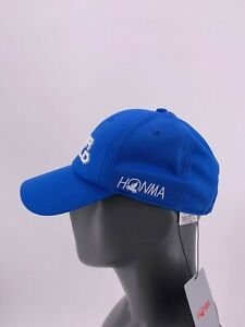 Honma Tour World Cap, Blue, Adjustable - 10