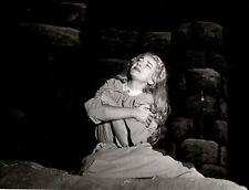 MARIA CALLAS Opera Soprano original Piccagliani photo as Margherita  Mefistofele