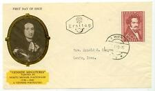 1950 Austria Daffinger Sc 569 First Day Cover