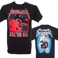 METALLICA - KILL EM ALL - Official Licensed T-Shirt - Heavy Metal - New M L XL