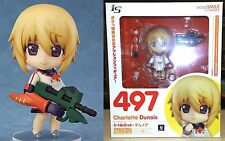 Nendoroid 497 Charlotte Dunois Figure IS Infinite Stratos Good Smile Licensed NW