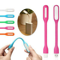 Flexible Mini USB LED Light Lamp Computer Notebook Laptop PC Reading Bright B Js