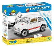BRICKS COBI 24524 1965 Fiat Abarth 595 70 element 1:35