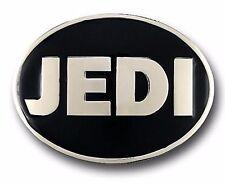 Star Wars Belt Buckle Usa American Movie Jedi Silver Metal Mens Rock Rebel Metal