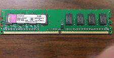 Kingston Desktop Ram KVR533D2N4K2/1G 99U5315-049 PC2-4200U Memory 512MB