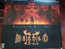 Diablo 2 II Exclusive Gift Set