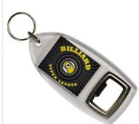 Bar Soda Beer Custom bottle opener key chain add your photos/text Personalized