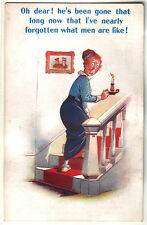 Unposted Bamforth & Co Ltd Collectable Postcards