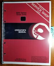 John Deere 8000 Series Grain Drill S/N -25000 Owner Operator Manual OM-N159501