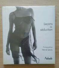 """""""Leçons de séduction"""" Aubade, Photographies de Hervé Lewis, 2000"""