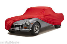 Covercraft FORM-FIT Red Indoor CAR COVER Custom Made to fit *most MG models