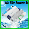 Drinking Water Filter System Alkaline Reverse Osmosis Filtration Purifier 5Stage
