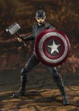 S.H.FIGUARTS Captain America Final Battle Edition Avengers Endgame Action Figure