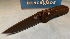Benchmade 551BK-S30V Griptilian Knife - Mel Pardue 550 535 580 940 555 556 Mini
