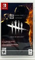 Dead by Daylight - Definitive Edition - Nintendo Switch - New | Factory Sealed