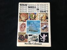 What shell is that? By Neville Coleman 1975