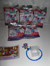 Bella Sara Zauberhafte Chibis Tüten Figuren Würfel Armband  OVP 10 Booster