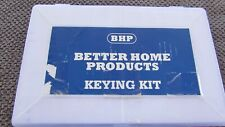 Older Bhp Better Home Products Locksmith Keying Pin Kit
