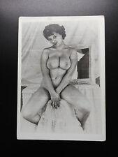 Old Act Erotic Photo Original  1940's -1950's European Photo. /4