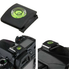 2x Hot Shoe Bubble Spirit Level Cover Protector Cap For Canon Nikon DSLR Cameras