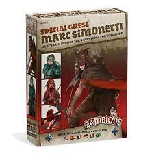 Zombicide: Black Plague Special Guest Marc Simonetti Board Game COL GUF012