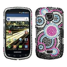 Bubble Bling Case Phone Cover for Samsung Droid Charge