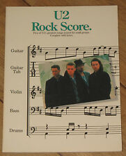 U2 Rock Score - Off The Record