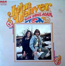 JOHN DENVER - BACK HOME AGAIN - RCA LBL - 1974 LP - AUSTRALIAN PRESSING