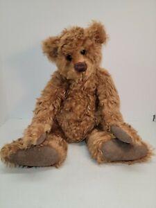 Zucker Mohair Teddy Bear Artist Barbara Sixby Zucker Bear Originals Retired