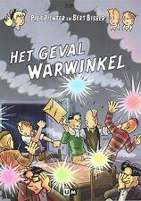 Piet Pienter en Bert bibber nr 27  uitgave mannekesblad 2017