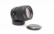Petax M SMC 135mm f/3.5 Prime telephoto lens PK mount for SLR 35mm film digital