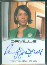 Orville Season 1  Penny Johnson Jerald as Dr Claire Finn Autograph Card