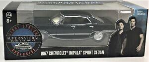 Supernatural 67 Impala*SDCC Convention Exclusive*RARE* 1:64* Final Season