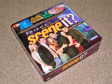FRIENDS DELUXE SCENE IT ? : RARE TIN BOX GAME IN VGC (FREE UK P&P)