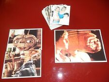 "Serie di Figurine ""E.T.""! Ed.Panini Set Completo da Bustina 1-120! 1982!"