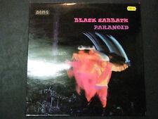 BLACK SABBATH – Paranoid , 1976 y. ( orig. 1970 y. ) NEMS UK Edition  ( EX+ )
