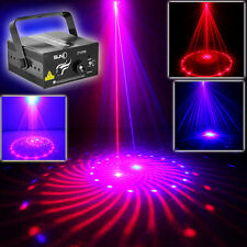 SUNY Remote Red Blue Laser LED Holidays Lighting Xmas Light DJ Party Home Z12RB