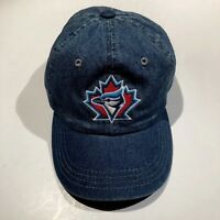 Toronto Blue Jays Baseball MLB cap hat adjustable snapback jean denim look