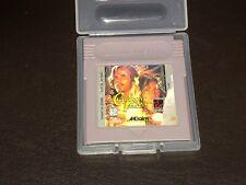 Cutthroat Island w/Case Nintendo Game Boy Cleaned & Tested