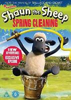 Shaun The Sheep: Spring Cleaning [DVD], New, DVD, FREE & FAST Delivery
