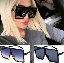 34a24a9d745 New Fashion Trend Women Sunglasses Classic Square Very Large oversized  Glasses