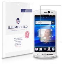 iLLumiShield Anti-Bubble Screen Protector 3x for Sony Ericsson Xperia Neo V