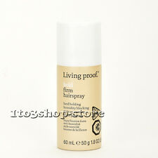 Living Proof Hold Firm Hairspray for All Hair Types Silicone Oil Free 1.9oz NEW
